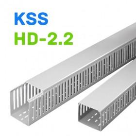 0101 KSS HD-2.2 絕緣配線槽 50*50mm 出線孔:4mm