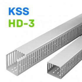 0101 KSS 絕緣配線槽 HD-3 33*65mm 1.7M (出線孔4MM)