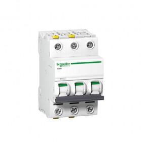 施耐德 IC60N 3P20A 220V 電磁跳脫無熔絲斷路器
