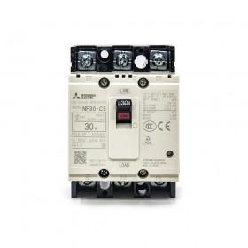 三菱無熔絲斷路器 NF30-CS 3P 30A
