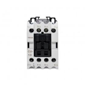 CU-10 東元電磁接觸器 4P-H5 25A 220V 50/60Hz