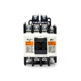 富士電磁接觸器 SC-4-1 220V 1a 50/60HZ AC1/32A AC3/19A