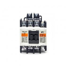 富士 SC-4-0 220V 1b 電磁接觸器 3A1b AC1/25A AC3/18A