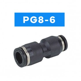 PISCO 快速接頭(雙) PG8-6