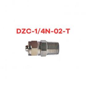 銅飛速接頭 DZC-1/4N-02-T