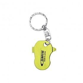 日本製SUNFLAG 彩色鑰匙圈 67-GL