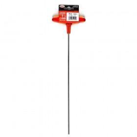 EIGHT T型膠柄六角板手 018L-4.0mm