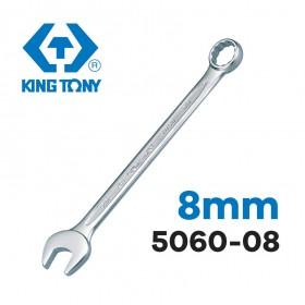 KING TONY梅開扳手(英制) 8mm(1/4'') 5060-08