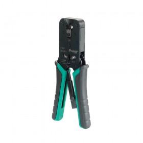 Pro'sKit 寶工 CP-376UR 8P塑鋼網路垂直壓接鉗