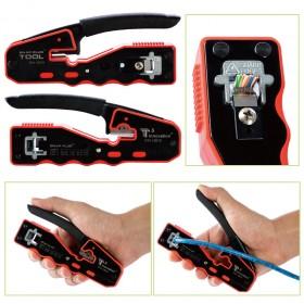 穿透式水晶頭壓接鉗 T3 Snap Plug