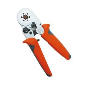 歐式管形棘輪端子鉗 0.25-6mm2