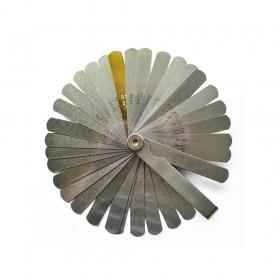 32片 厚薄規圓頭-公英制 0.00115