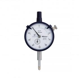 日本Mitutoyo 10mm標準型針盤指示量表 百分錶