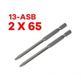 日本新龜SUNFLAG 13-ASB  2件套#2 X 65