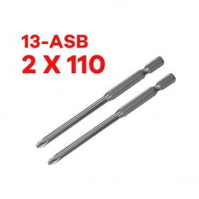 日本新龜SUNFLAG 13-ASB  2件套#2 X 110