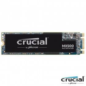 Micron Crucial MX500 500GB (M.2 Type 2280SS) SSD