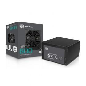 COOLERMASTER 酷媽 Lite 80Plus白牌 600W 電源供應器