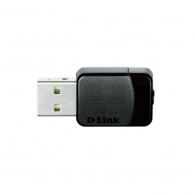 D-Link Wireless AC 雙頻USB 無線網路卡 DWA-171