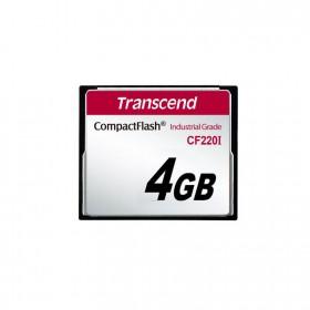 創見工業用 4GB INDUSTRIAL CF CARD 記憶卡