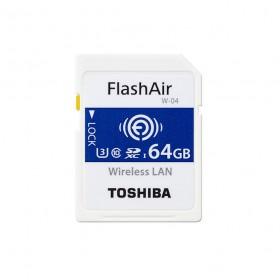 TOSHIBA FlashAir IV R90MB UHS-I (U3) 64GB 記憶卡 (非水貨)