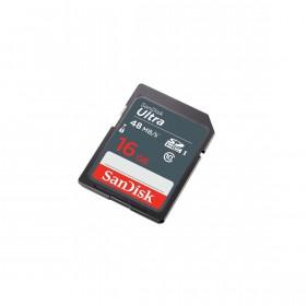 SanDisk ULTRA SD 16GB 48MB/S 記憶卡