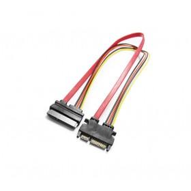 TL-10 SATA排線+SATA電源延長線(公-母)40公分