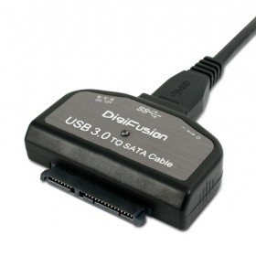 伽俐略 U3TSIO-01精裝版 SATA TO USB3.0 光速線 支援10TB