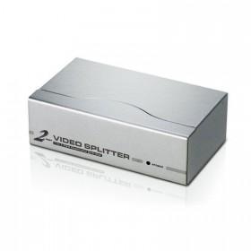 ATEN VS-92A 2/4/8埠VGA螢幕同步分配器