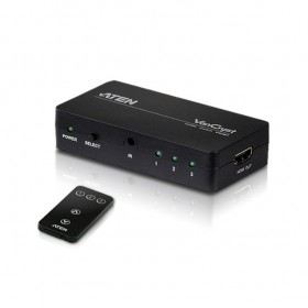 ATEN 3進1出 HDMI切換器 VS381