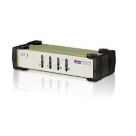 KVM CS84U 4埠 USB&PS2 多電腦切換器