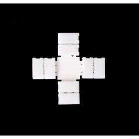 LED5050貼片 免焊連接器12V(十字型)