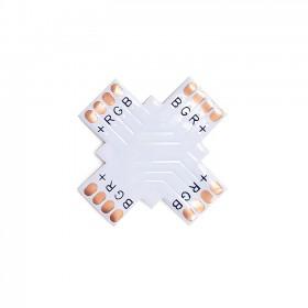 LED5050貼片 七彩RGB燈帶4PIN (十字型)