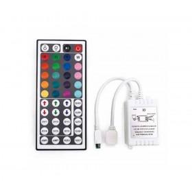 RGB 5050/5630 七彩44鍵 調光遙控器12V