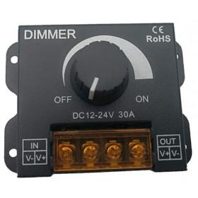 LED單色燈條調光器 360W 12V-24V 30A