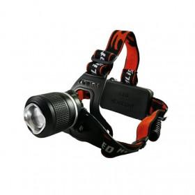 OS-TD629 OSAKI XPE/T6藍白雙光源強光變焦頭燈 (附18650*2與變壓器)