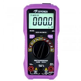 DM-2203 3 5/6真有效值自動數字萬用表