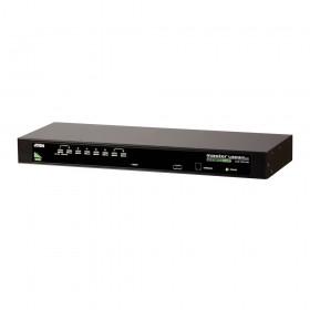 ATEN CS1308 8埠PS/2 USB KVM 電腦切換器