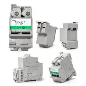IDEC迴路保護器 NC1V-2100-30AA