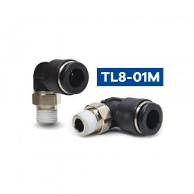 台製 快速接頭 TL8-01M