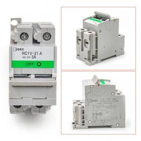 IDEC迴路保護器 NC1V-2100-3AA