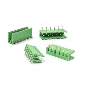 PCB5.08-6P端子台 公90度 (10PCS/包)