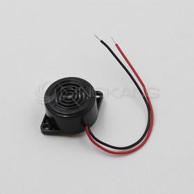 蜂鳴器 24VDC(黑色) 直:25mm  厚:15mm