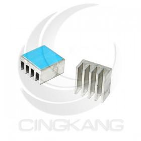 3M-8810 小型 鋁製散熱片 13x13x7mm