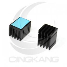 3M-8810 導熱片 散熱片(黑) 20x15x15mm