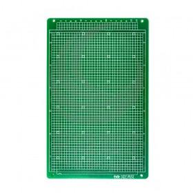 文華1008 100x160mm 單面纖維鍍錫萬用板 腳距2.54mm(乙級檢定)