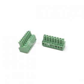 PCB 3.5-8P 端子台(母) 8A 300VAC (2入)