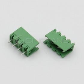 直針接線端子KF2EDGK-4P/5.08MM/300V15A 公頭