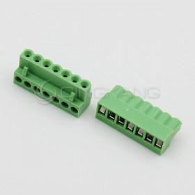 HT5.08-7P 接線端子 母 (2入)