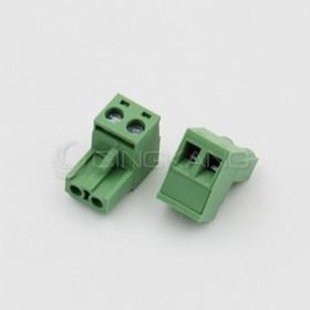 PCB5.08-2P 接線端子 母 (2入)
