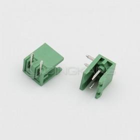PCB5.08-2 P 接線端子 公90度 (2入)